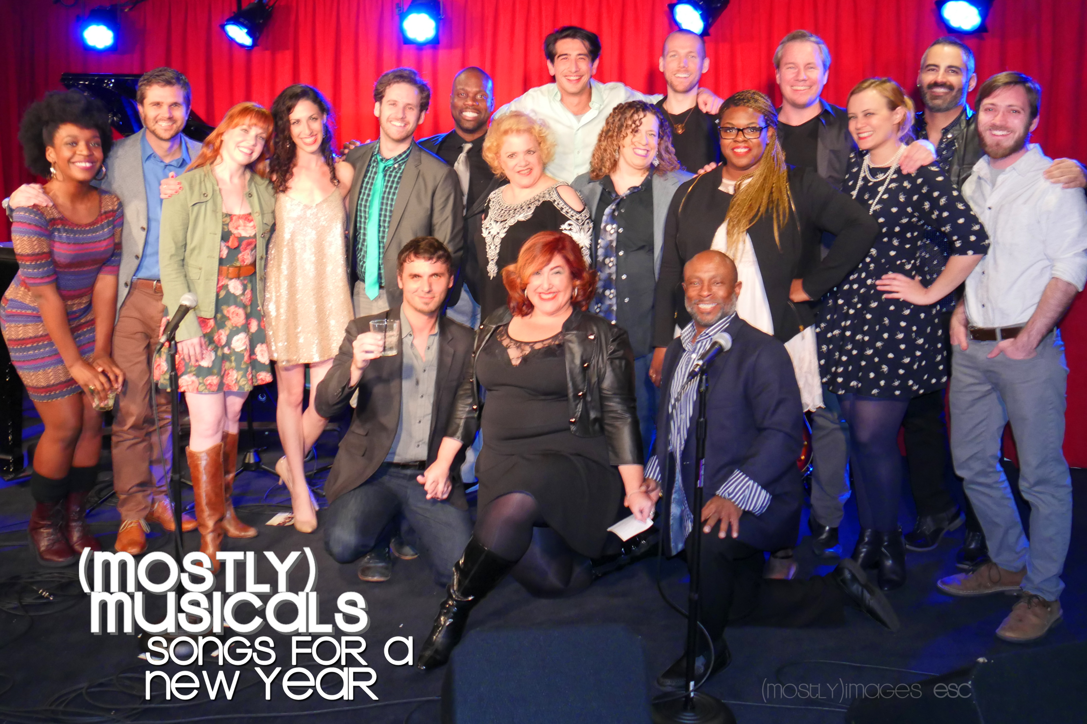 jaunary 4 mostly musicals cast